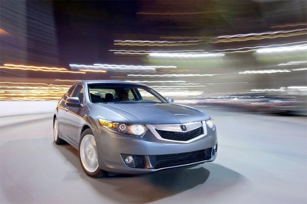 2010 acura tsx v6 test drive 280 hp sport sedan is transformed