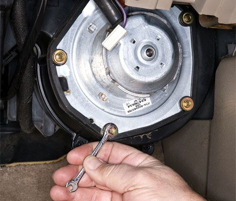 How to Replace A Broken Fan Motor: DIY Auto