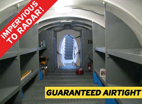 Bomb Shelters - Reviews of Bomb Fallout Shelters