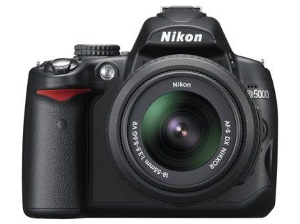 Test Driving Nikon D90 Video With 10 >> Nikon D5000 Brings Impressive Sensor At Affordable Price Tech Test