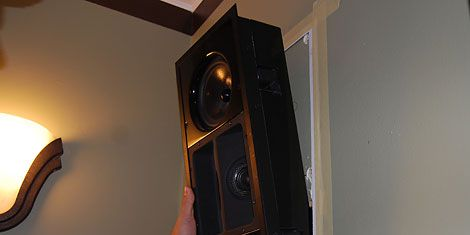 How To Install In Wall Surround Sound