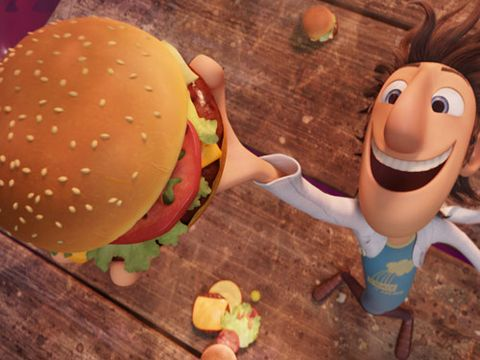 download torrent cloudy with a chance of meatballs 2