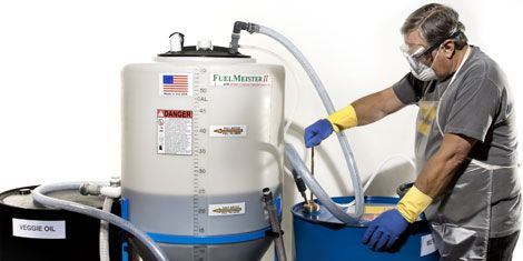 How to make biodiesel making biodiesel kits solutioingenieria Images