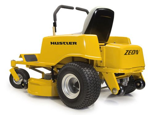 Hustler zeon lawnmower