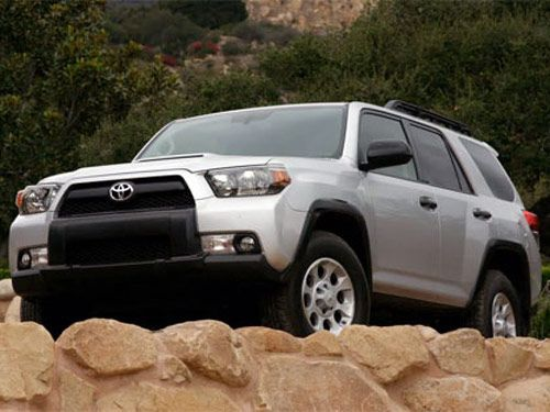 2010 Toyota 4runner Review Specs And Test Drive Of Toyota 4runner