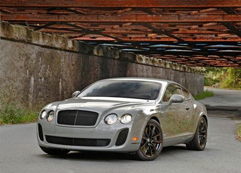 2010 Bentley Continental Supersports Test Drive