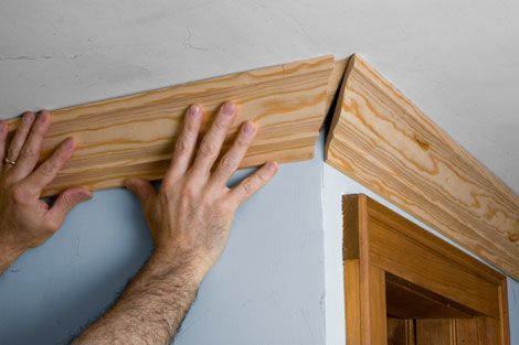 Pro Tips For Installing Crown Molding How To Cut