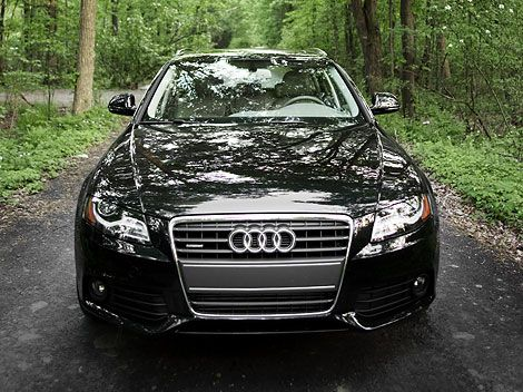 Audi A4 Avant Quattro Review Long Term Audi Reliability Test Drive