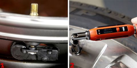 How to Troubleshoot a Tire-Pressure Monitoring System