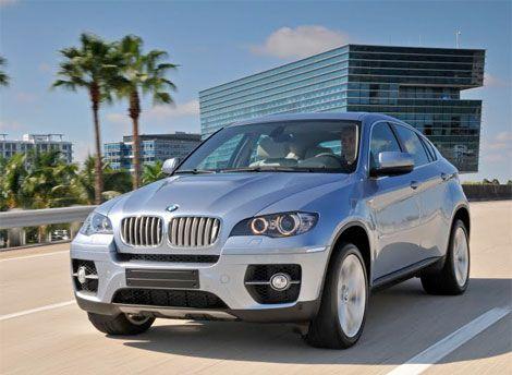 2010 BMW ActiveHybrid X6 Test Drive