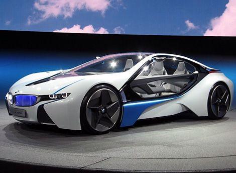 BMW Vision EfficientDynamics Concept: 2009 L.A. Auto Show
