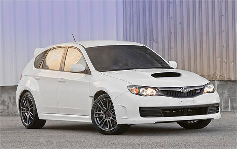 Subaru Impreza WRX STI Special Edition And Limited LA - Subaru car show california