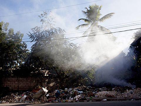 Haiti Earthquake Disease Prevention