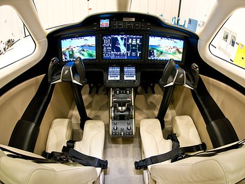 Hondajet private airplane can honda bring corporate for Honda private jet