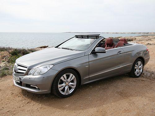 drive true benz news at mercedes m class review cabriolet first a last e