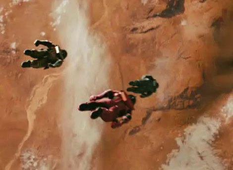 Top 10 VFX Scenes of 2009