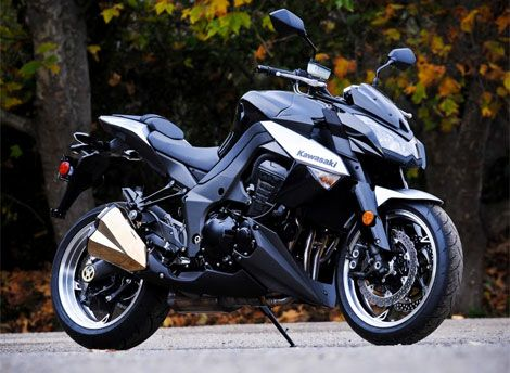 2010 Kawasaki Z1000 Test Ride: Bike Is Lighter With More Punch