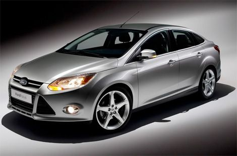 Ford focus cool