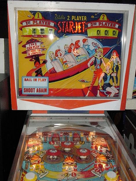 Pop Machine For Sale >> Top 17 Science-Fiction-Themed Pinball Machines