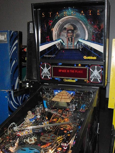 Top 17 Science-Fiction-Themed Pinball Machines