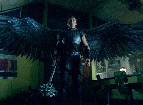 Vfx Artists Take On Angel Wings For Legion
