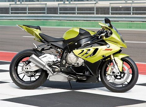 2010 Bmw S1000rr Sportbike Test Ride