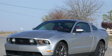 2011 Ford Mustang Gt Test Drive