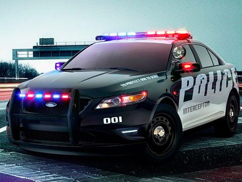 5 New Police Cars to Replace the Ford Crown Victoria - Cop Cars