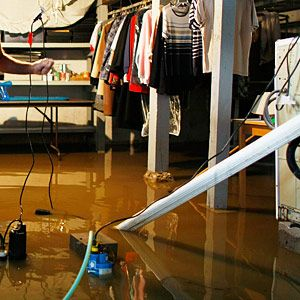Beyond the Sump Pump - How to Fix a Flooded Basement