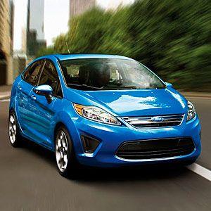 2011 Ford Fiesta Test Drive