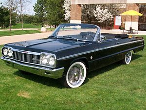Worlds Most Perfect 1964 Chevrolet Impala