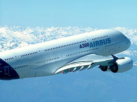 Boeing 787 Dreamliner And Airbus A380 Comparison