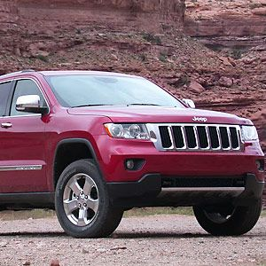 Jeep Grand Cherokee Specs   Test Drive And Review Of 2011 Jeep Grand  Cherokee