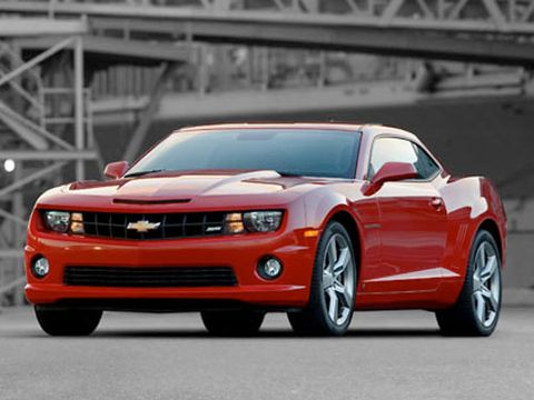 Best Vehicle Design: 2010 Chevrolet Camaro