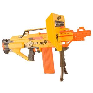 PM tests the latest gun to enter the Nerf arsenal. Our verdict? Best Nerf  gun yet!
