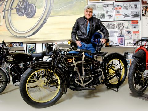 The American-made Ace motorcycle set speed records that remained unbroken for years.