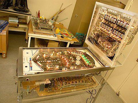 Pinball Machine Mod Pictures Pinball Mods
