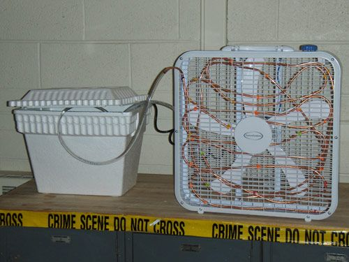 Ingenious Homemade Air Conditioner Ideas
