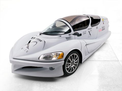 FVT Racing eVaro