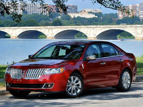 2011 Lincoln MKZ Hybrid Specs - Review of Lincoln MKZ Hybrid
