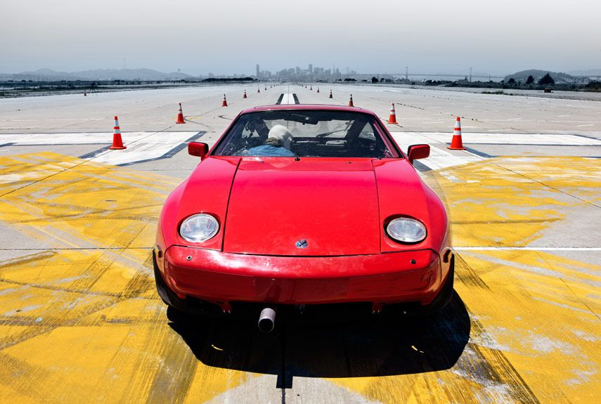 Garden Variety Porsche 928 Hardly The Pipe In Front Per Is Not