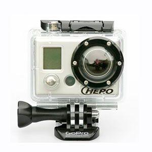 GoPro 3D Hero Camera System