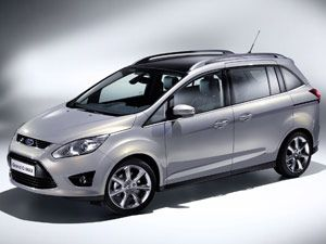 Ford Grand C Max >> 2012 Ford Grand C Max Test Drive Ford C Max European Review