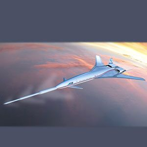 Supersonic Jets Without Boom - NASA Supersonic Jet Designs