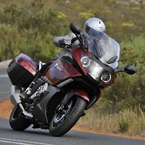 2012 BMW K 1600 GT Test Ride - BMW K 1600 GT Review