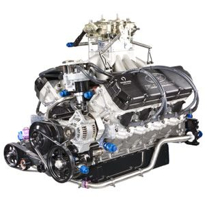 Nascar Sprint Cup Series - Nascar Stock Engines
