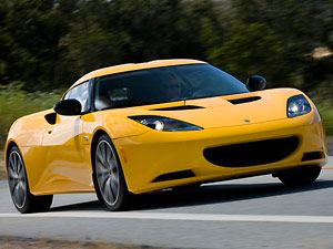 2011 Lotus Evora S Test Drive - Lotus Evora S Review