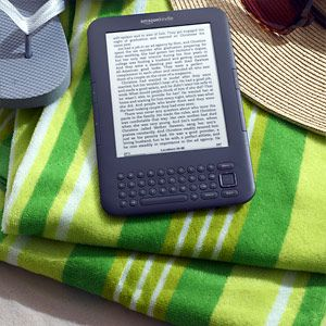 Can I Take My Kindle to the Beach? - What to Do if Sand Gets