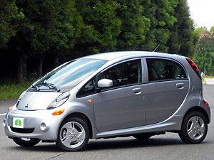 Mitsubishi Electric Car >> 2012 Mitsubishi I Test Drive Mitsubishi I Miev Review