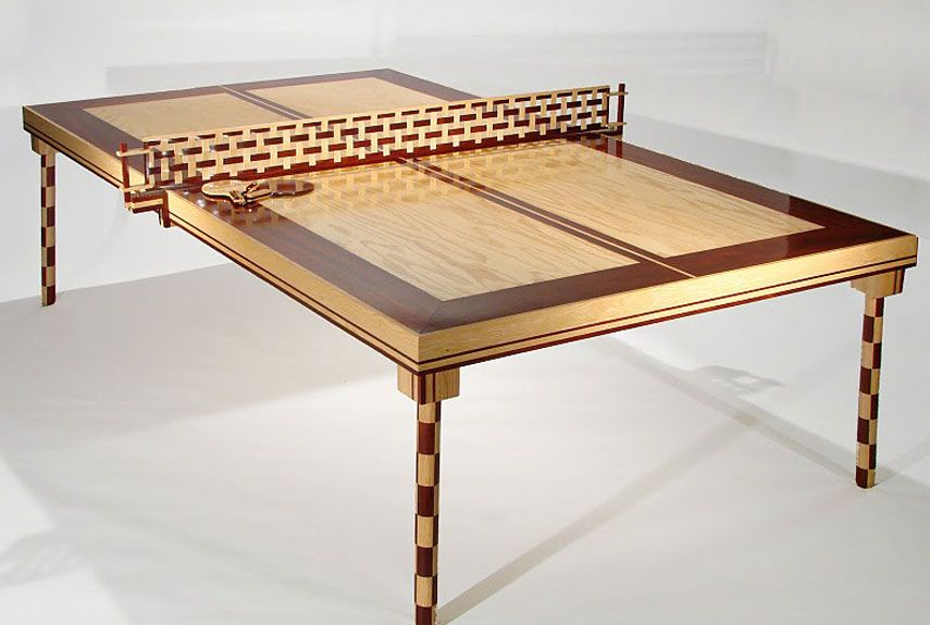 Amazing DIY Furniture Projects By Student Builders - Cool wooden furniture